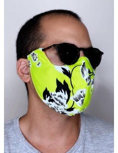 1059INV002 PROTECTIVE SUNGLASSES FACE COVERING