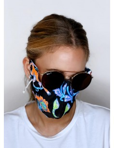 1059INV001 PROTECTIVE SUNGLASSES FACE COVERING