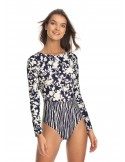 2437SOB600 Savanna Sky Surf One Piece